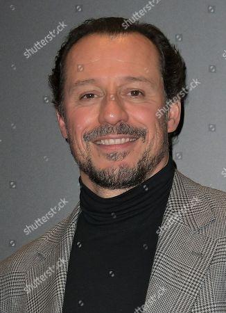 Stock Image of Stefano Accorsi