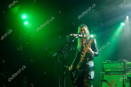 Stock Picture of The Joy Formidable - Ritzy Bryan