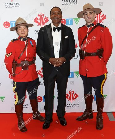 Editorial picture of Canada's Walk Of Fame Awards Show, Toronto, Canada - 23 Nov 2019