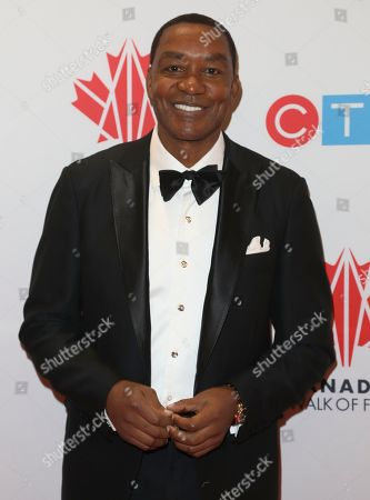 Editorial image of Canada's Walk Of Fame Awards Show, Toronto, Canada - 23 Nov 2019