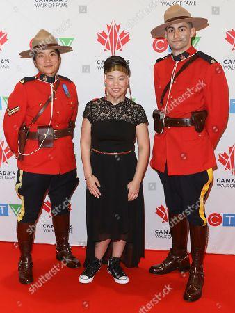 Editorial photo of Canada's Walk Of Fame Awards Show, Toronto, Canada - 23 Nov 2019