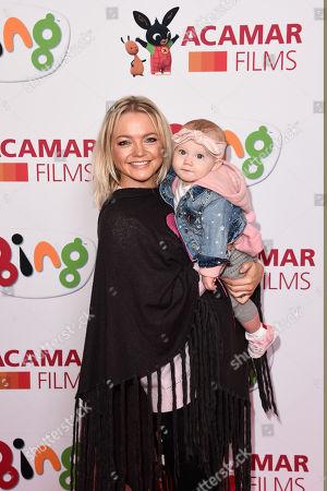 Editorial picture of 'Bing's Christmas' film premiere, BFI IMAX, London, UK - 24 Nov 2019