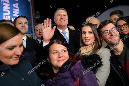 Editorial image of Presidential Election, Bucharest, Romania - 24 Nov 2019