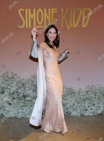 Editorial photo of Simone Kidd Launch Party, Los Angeles, USA - 23 Nov 2019