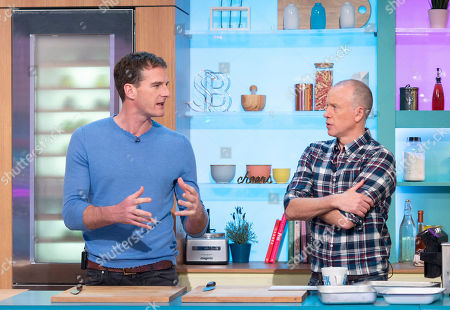 Dan Snow and Tim Lovejoy