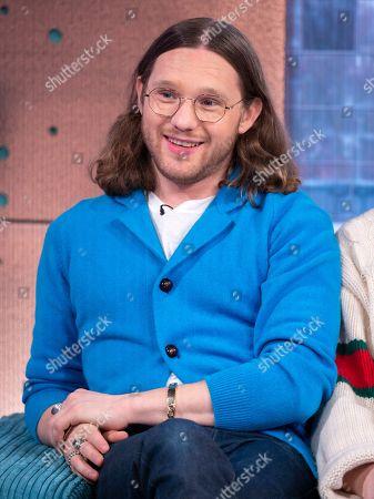 Editorial photo of 'Sunday Brunch' TV show, London, UK - 24 Nov 2019