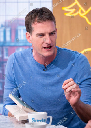 Stock Photo of Dan Snow