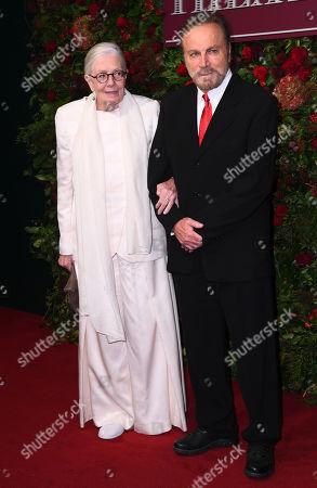 Vanessa Redgrave and Franco Nero