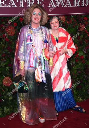 Stock Photo of Grayson Perry, Philippa Perry