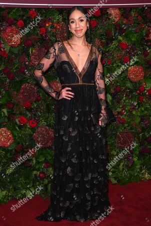 Editorial picture of 65th Evening Standard Theatre Awards, The London Coliseum, UK - 24 Nov 2019