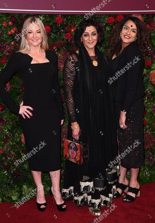 Sarah Hadland, Meera Syal and guest
