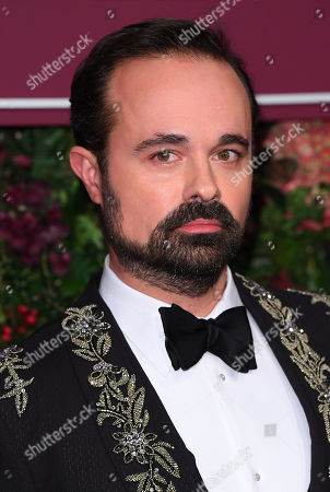 Stock Picture of Evgeny Lebedev