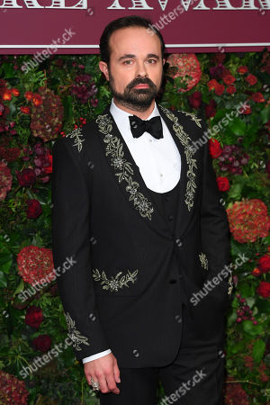 Editorial image of 65th Evening Standard Theatre Awards, The London Coliseum, UK - 24 Nov 2019