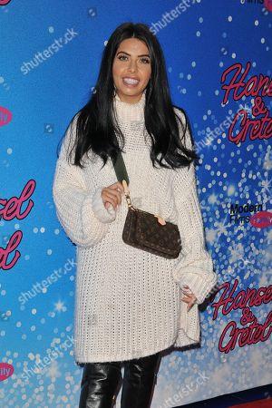 Editorial photo of The Cbeebies Christmas Show: 'Hansel & Gretel' premiere, Cineworld Leicester Square, London, UK - 24 Nov 2019