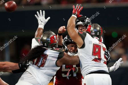 Editorial picture of Buccaneers Falcons Football, Atlanta, USA - 24 Nov 2019