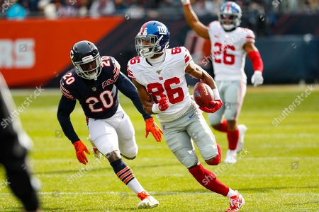 Editorial photo of Giants Bears Football, Chicago, USA - 24 Nov 2019
