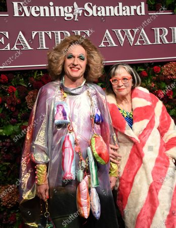 Editorial image of 65th Evening Standard Theatre Awards, London, United Kingdom - 24 Nov 2019