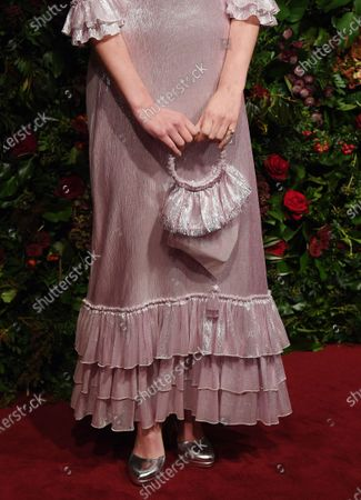 Stock Photo of Hannah Arterton attends the Theatre Awards in central London, Britain, 24 November 2019.