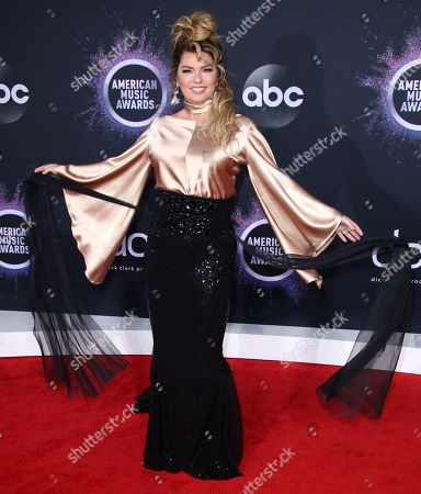 Stock Picture of Shania Twain