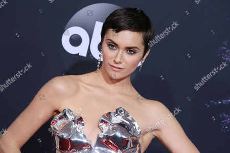Editorial image of 47th Annual American Music Awards, Arrivals, Microsoft Theater, Los Angeles, USA - 24 Nov 2019