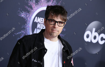 Stock Photo of Rivers Cuomo - Weezer
