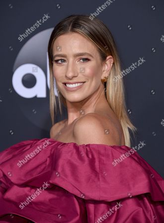Editorial image of 2019 American Music Awards - Arrivals, Los Angeles, USA - 24 Nov 2019