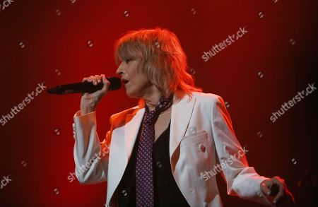 Chrissie Hynde in concert