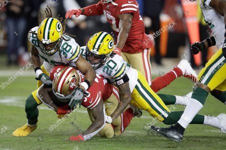 Editorial image of Packers 49ers Football, Santa Clara, USA - 24 Nov 2019