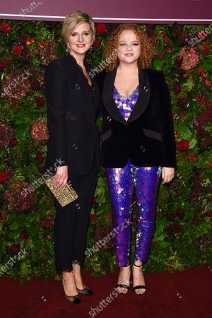 Stock Image of Marianne Elliott and Miranda Cromwell