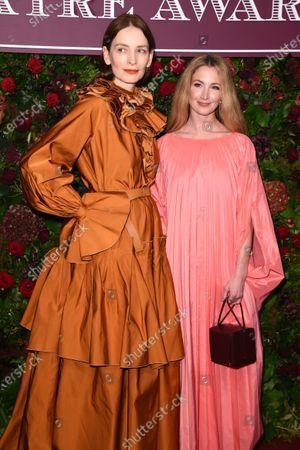Roksanda Ilincic and Lauren Cuthbertson