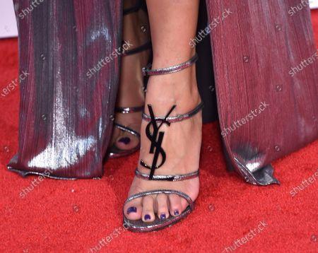 Julissa Bermudez, shoe detail