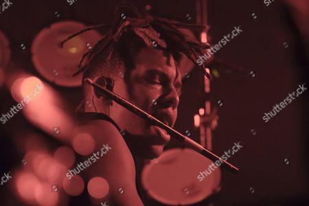 Editorial image of Tokio Myers in concert at O2 Institute, Birmingham, UK - 24 Nov 2019