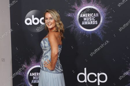 Erin Murphy arrives for the 2019 American Music Awards at MMicrosoft Theater L.A. LIVE in Los Angeles, California, USA, 24 November 2019.