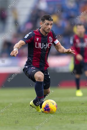 Editorial photo of Bologna v Parma, Serie A football match, Bologna, Italy - 24 Nov 2019