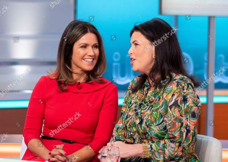 Editorial picture of 'Good Morning Britain' TV show, London, UK - 25 Nov 2019