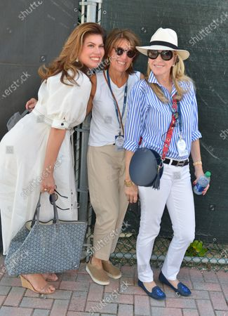Editorial picture of 30th annual Chris Evert Pro-Celebrity Tennis Classic, Del Ray, USA - 23 Nov 2019