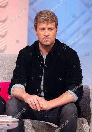 Editorial picture of 'Lorraine' TV show, London, UK - 25 Nov 2019