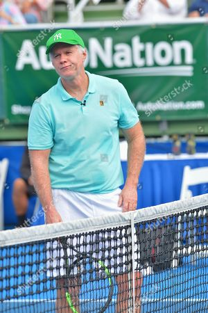 Stock Image of Patrick McEnroe