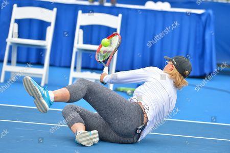 Stock Picture of Martina Navratilova