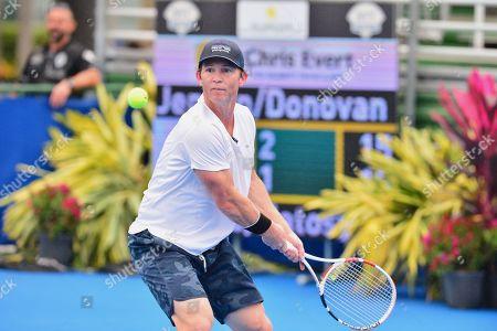 Editorial photo of 30th annual Chris Evert Pro-Celebrity Tennis Classic, Del Ray, USA - 24 Nov 2019