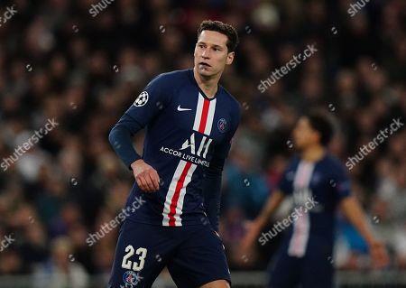 Julian Draxler of Paris Saint-Germain