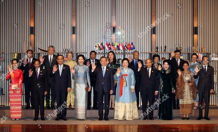 Editorial picture of South Korea Korea ASEAN Summit - 25 Nov 2019
