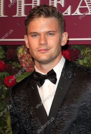 Stock Picture of Jeremy Irvine