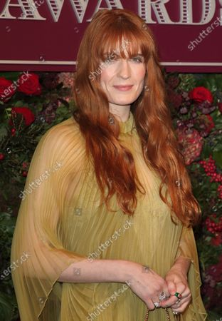 Stock Photo of Florence Welch