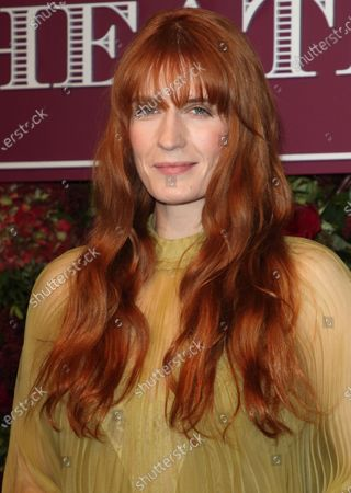 Stock Image of Florence Welch