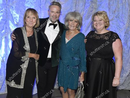 Editorial photo of Jonte Fund Gala, Quality Hotel 11, Gothenburg, Sweden - 24 Nov 2019