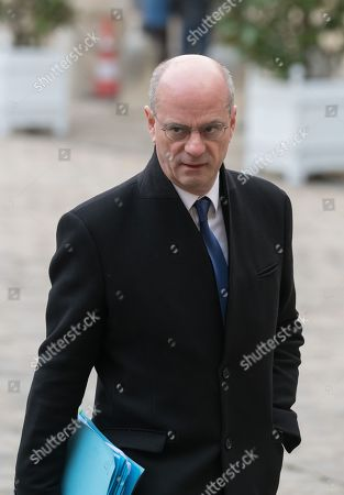 French Education Minister Jean-Michel Blanquer.