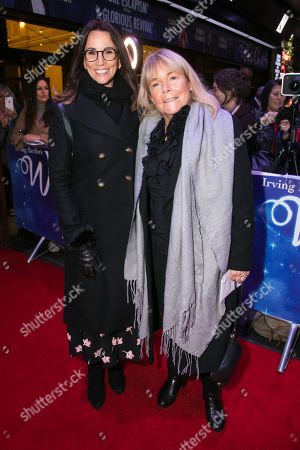 Andrea McLean and Linda Robson