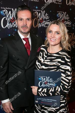 Simon Sear and Juliet Sear