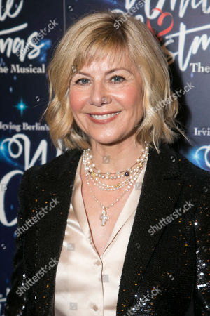 Stock Image of Glynis Barber